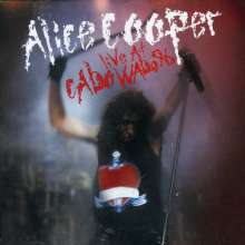 Alice Cooper: Live At Cabo Wabo 1996, CD