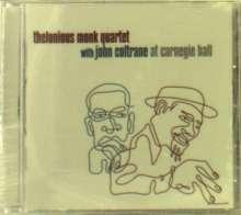 Thelonious Monk & John Coltrane: At Carnegie Hall, CD