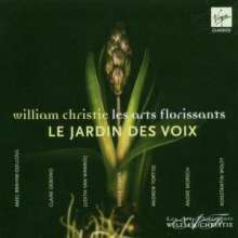 William Christie - Le Jardin des Voix I, CD