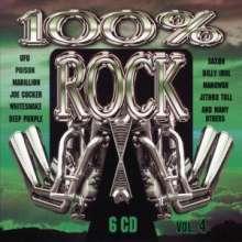 100% Rock Vol. 4, 6 CDs