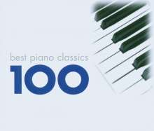 100 Best Piano Classics, 6 CDs