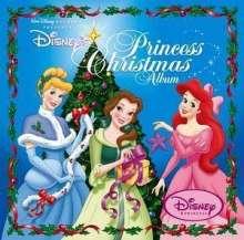 Disney's Princess Christmas Album, CD