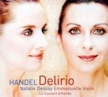 Georg Friedrich Händel (1685-1759): Kantaten (Deluxe-Version inkl.DVD), CD