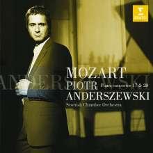 Wolfgang Amadeus Mozart (1756-1791): Klavierkonzerte Nr.17 & 20, CD