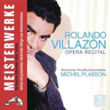 Rolando Villazon - Opera Recital, CD