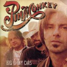 Pinmonkey: Big Shiny Cars, CD
