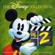 Filmmusik: The Disney Collection Vol. 2, CD