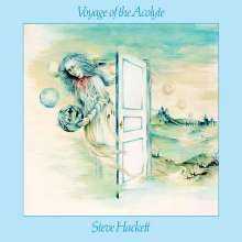 Steve Hackett: Voyage Of The Acolyte (2005 Remaster), CD