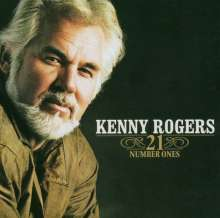 Kenny Rogers: 21 Number Ones, CD