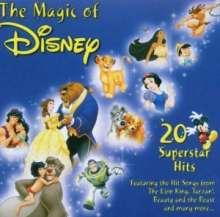 Filmmusik: The Magic Of Disney, CD