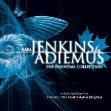 Karl Jenkins (geb. 1944): Adiemus - The Essential Collection, CD