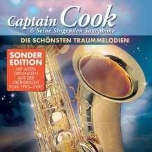 Captain Cook und seine singenden Saxophone: Die schönsten Traummelodien, 4 CDs