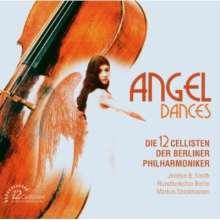 Die 12 Cellisten der Berliner Philharmoniker - Angel Dances, CD