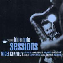 Nigel Kennedy (geb. 1956): The Blue Note Sessions, CD