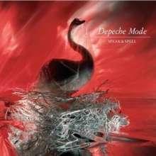 Depeche Mode: Speak And Spell, CD