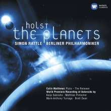 Gustav Holst (1874-1934): The Planets op.32, 2 CDs