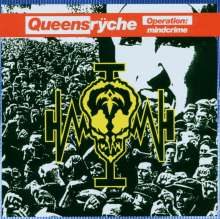 Queensrÿche: Operation: Mindcrime, 2 CDs
