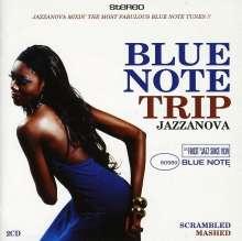 Blue Note Trip - Jazzanova - Scrambled/Mashed, 2 CDs