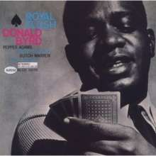 Donald Byrd (1932-2013): Royal Flush, CD