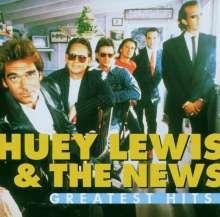 Huey Lewis & The News: Greatest Hits, CD