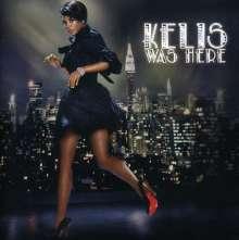 Kelis: Kelis Was Here, CD