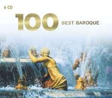 100 Best Baroque, 6 CDs