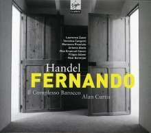Georg Friedrich Händel (1685-1759): Fernando,Re di Castiglia, 2 CDs