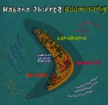 Abierta Habana: Boomerang, CD