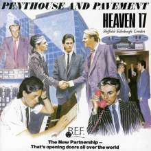Heaven 17: Penthouse And Pavement, CD