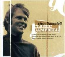 Glen Campbell: Classic Campbell, 3 CDs