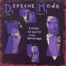 Depeche Mode: Songs Of Faith And Devotion, CD