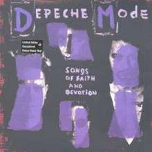 Depeche Mode: Songs Of Faith And Devotion (Limited Edition Heavy Vinyl), LP