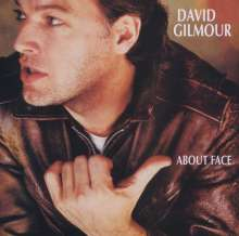 David Gilmour: About Face, CD