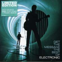 Electronic: Get The Message - The Best Of Electronic (CD + DVD), 1 CD und 1 DVD