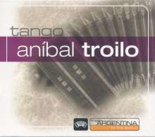 Anibal Troilo: From Argentina To The World, CD