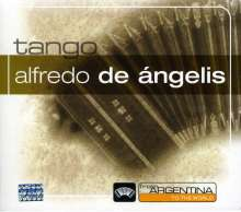 Alfredo De Angelis: From Argentina To The W, CD