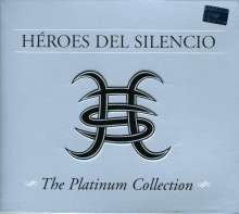 Héroes Del Silencio: The Platinum Collection, 3 CDs