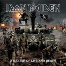 Iron Maiden: A Matter Of Life And Death (Limited Edition) (Picture Disc), 2 LPs