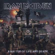 Iron Maiden: A Matter Of Life And Death, CD