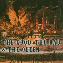 The Good, The Bad & The Queen: The Good, The Bad & The Queen, CD