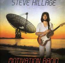 Steve Hillage: Motivation Radio, CD