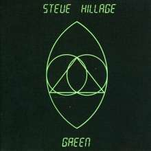 Steve Hillage: Green, CD