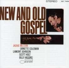 Jackie McLean (1931-2006): New And Old Gospel (Rudy Van Gelder Remasters), CD