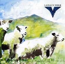 Laibach: Volk, CD