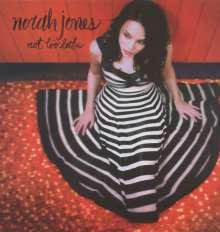 Norah Jones (geb. 1979): Not Too Late, LP
