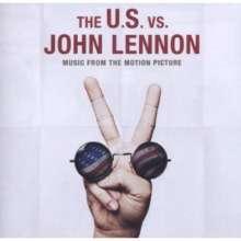 John Lennon (1940-1980): The U.S. vs. John Lennon (Soundtrack), CD