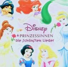 Filmmusik: Disney's Prinzessinnen - Die schönsten Lieder, CD