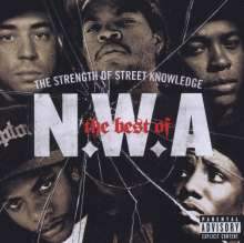 N.W.A: Best Of N.W.A. - The Strength Of Street Knowledge, CD