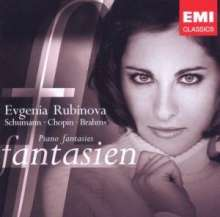 Evgenia Rubinova - Fantasien, CD