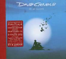 David Gilmour: On An Island (CD + DVD) - Limited Edition, 1 CD und 1 DVD